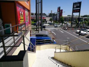 快活クラブ千葉北店の駐車場1