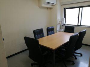 〜6名会議室