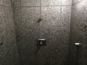 大浴場のシャワー