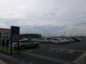 快活クラブ三郷店の駐車場1