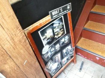 サムライズコワーキング入り口の看板