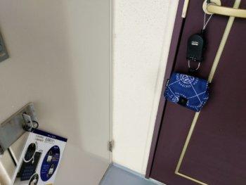 OKIPPAを玄関に設置してみた