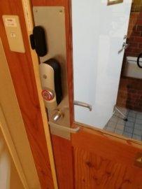 オートロックの鍵