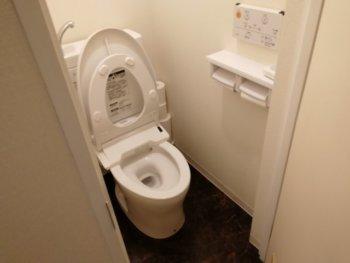 konochikaのトイレ